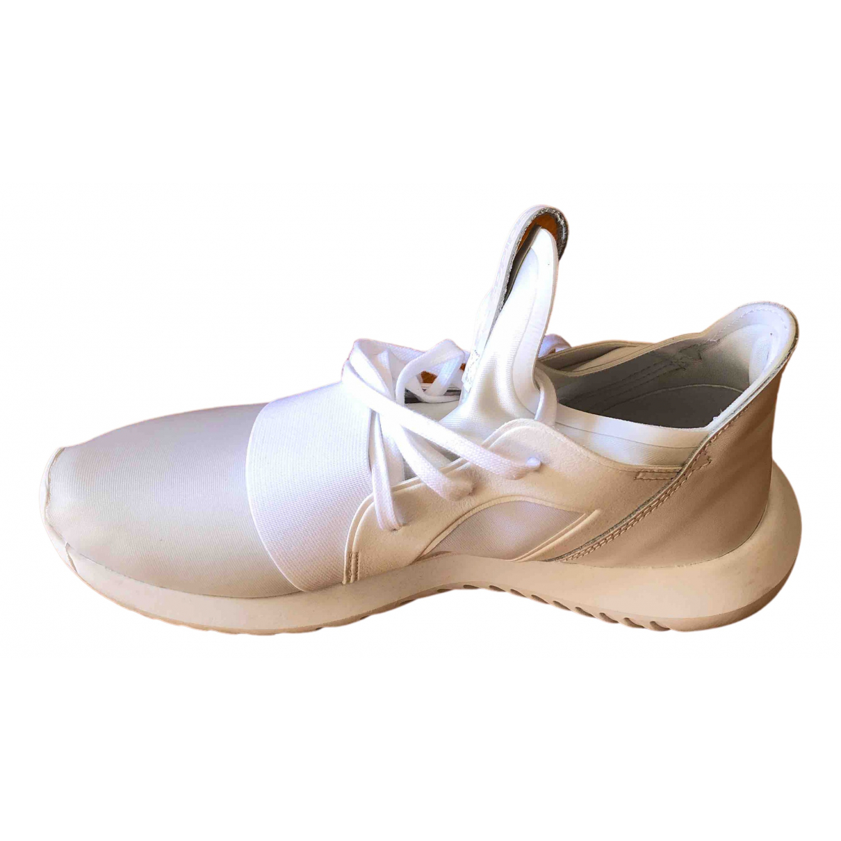 Adidas Tubular White Trainers for Women 38.5 EU