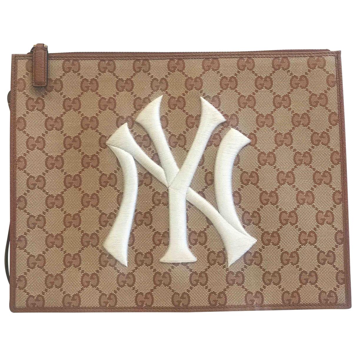 Bolsos clutch en Algodon Gucci