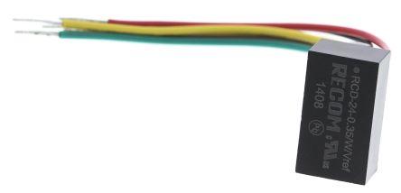 Recom RCD-24 DC-DC Constant Current LED Driver 12.25W 2 ? 35V dc
