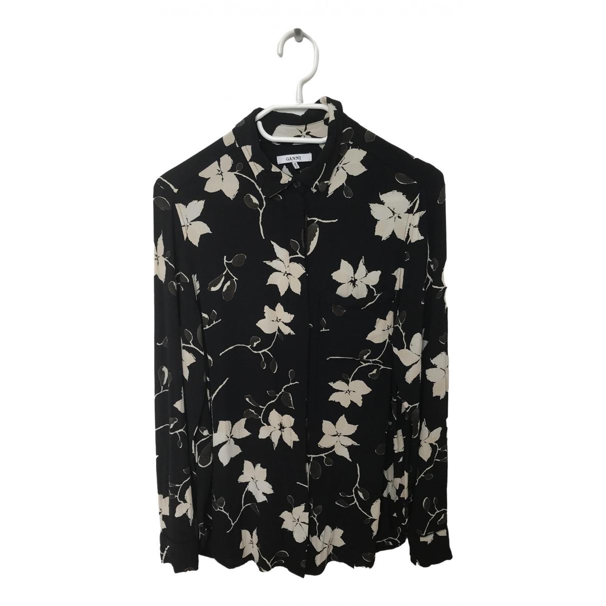 Camisa de Seda Ganni