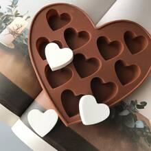 Heart Shaped Chocolate Mold