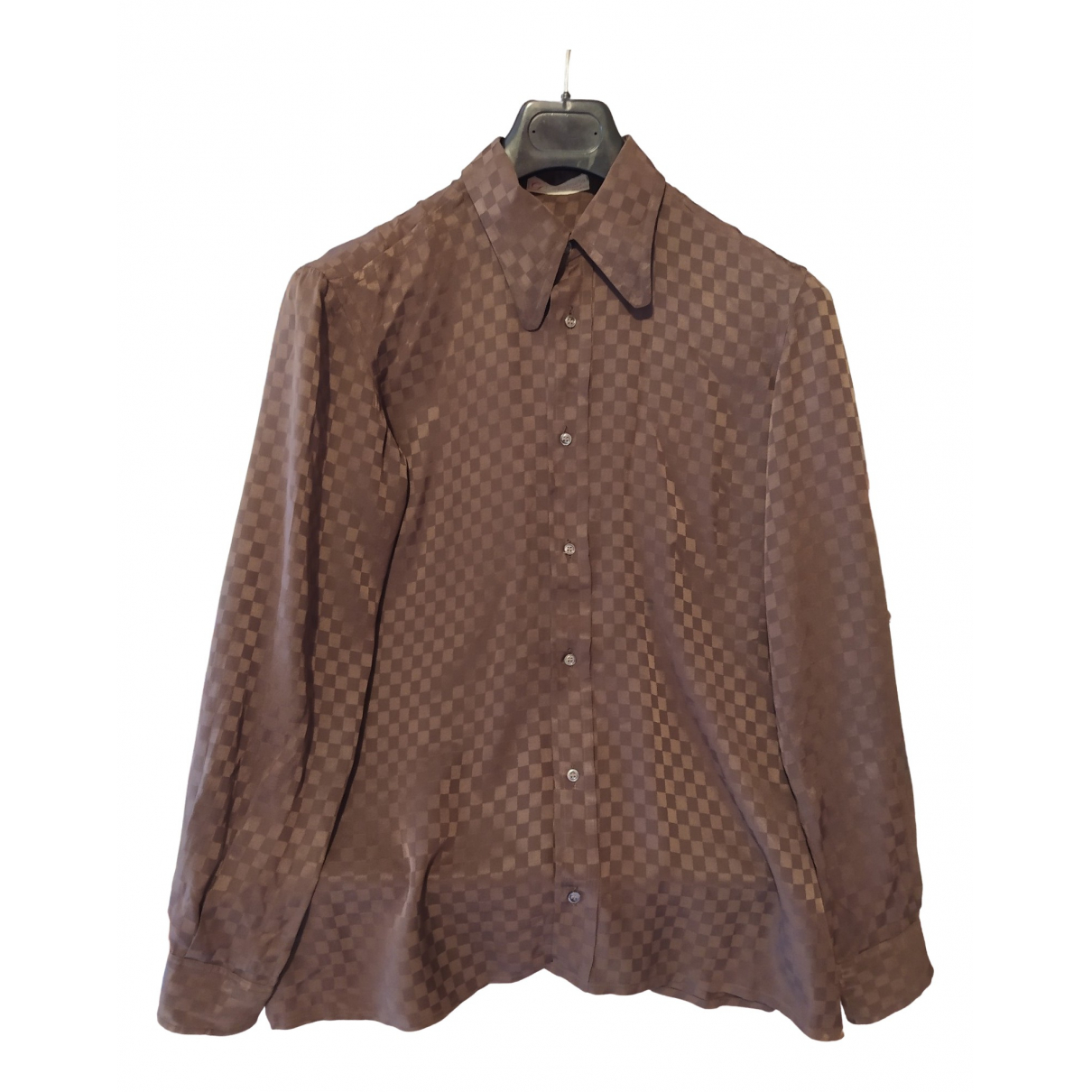 Camisas de Seda Non Signe / Unsigned