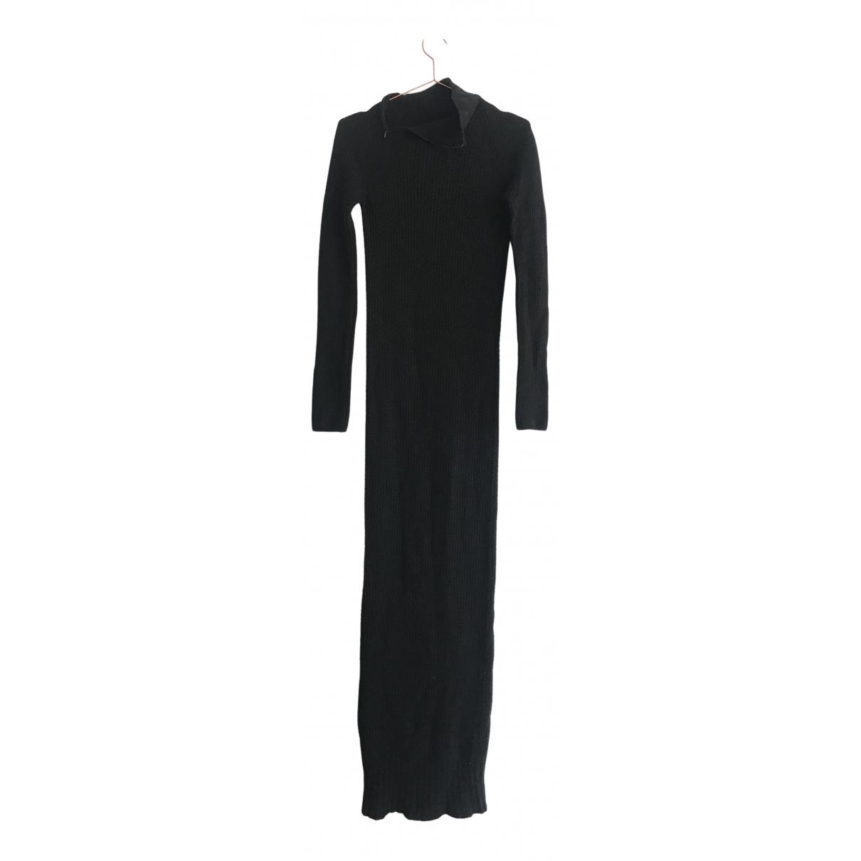 Damir Doma - Pull   pour femme en laine - noir