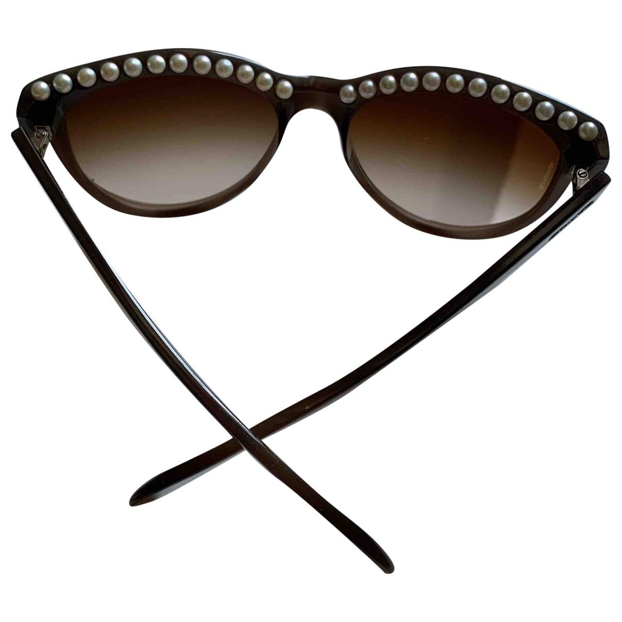 Gafas oversize Chanel