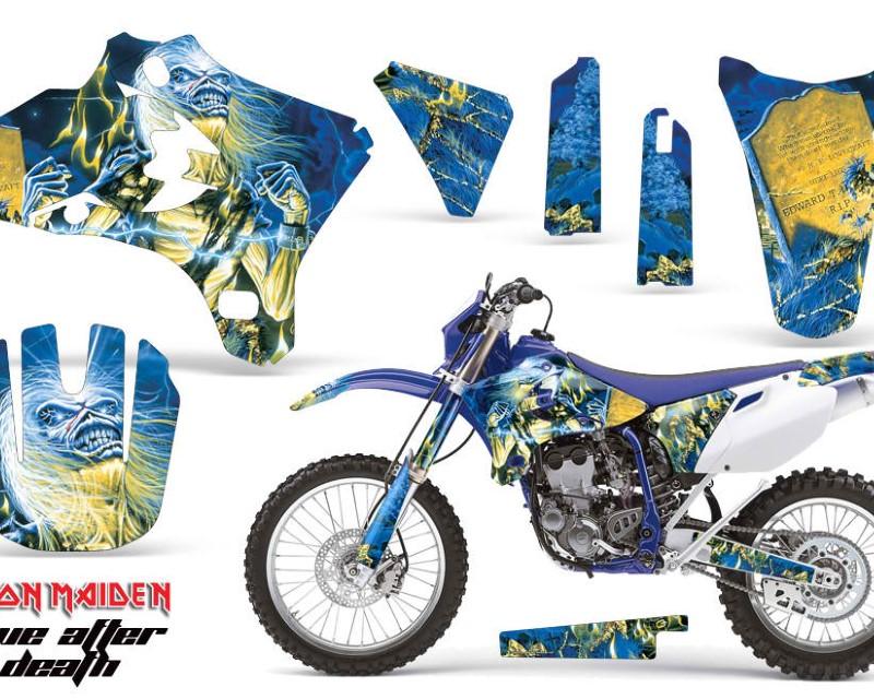 AMR Racing Dirt Bike Graphics Kit Decal Wrap For Yamaha YZ250F YZ450F 2003-2005áIM LAD