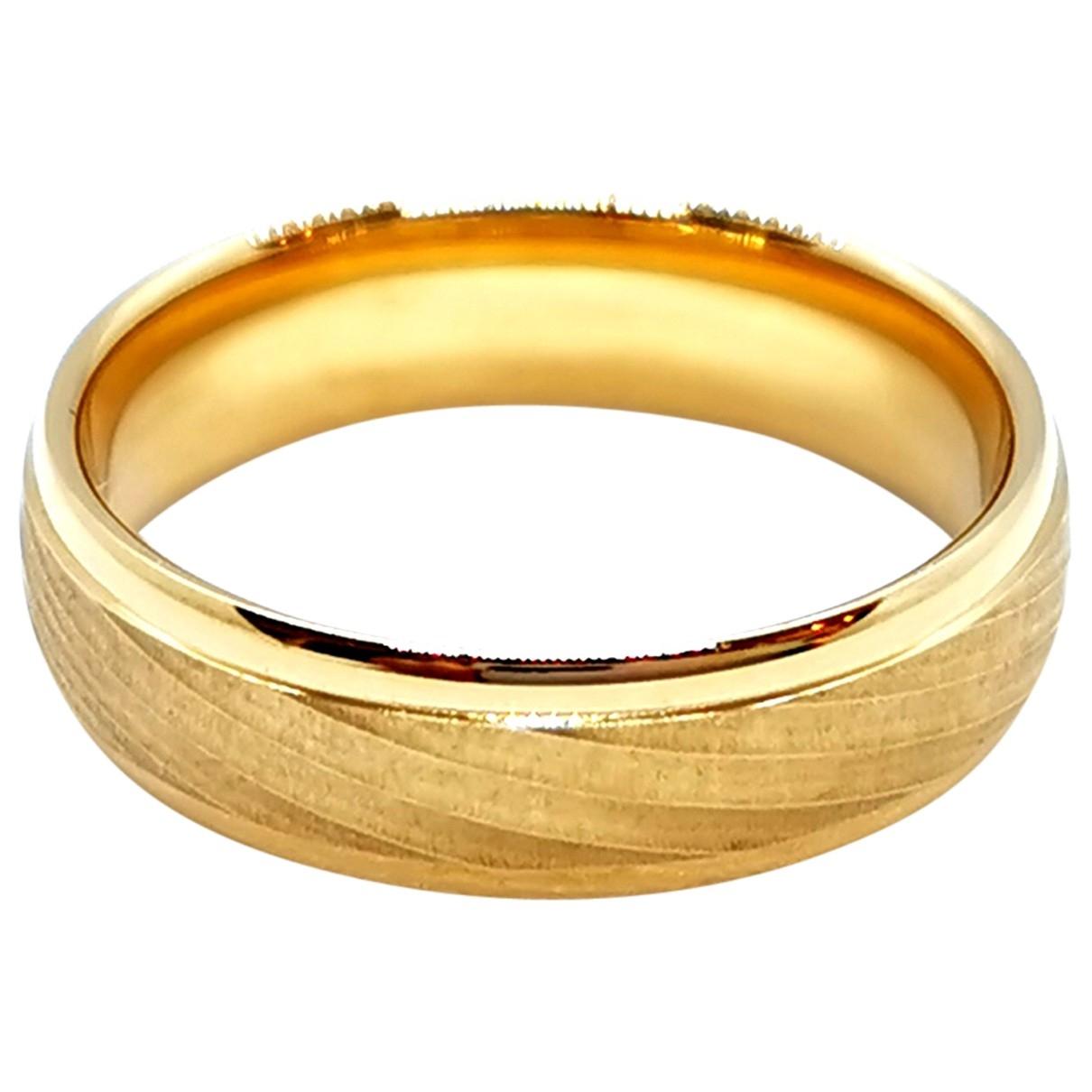 Autre Marque - Bague   pour femme en or jaune - dore