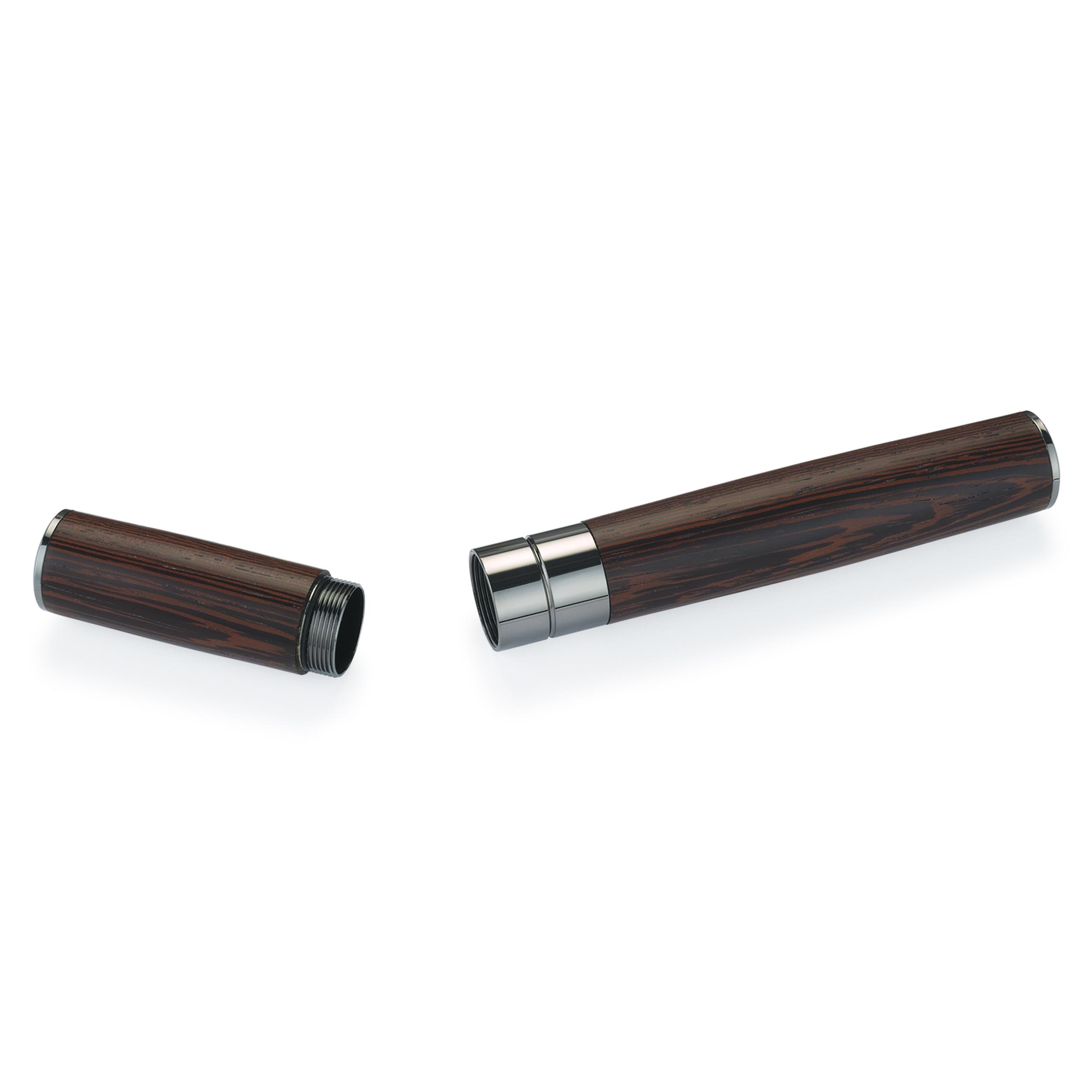 Cigar Tube Kit Gunmetal
