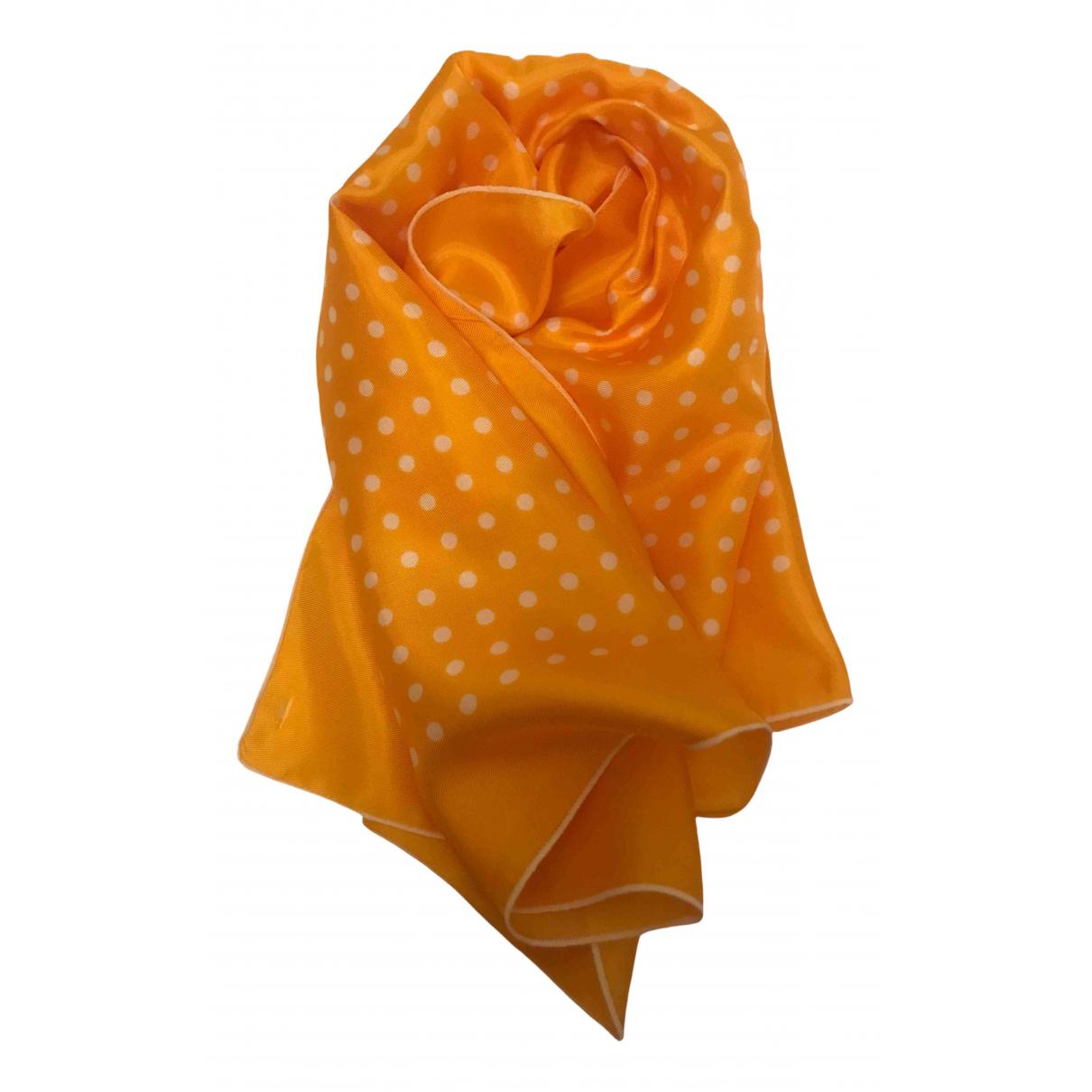 - Carre   pour femme - jaune