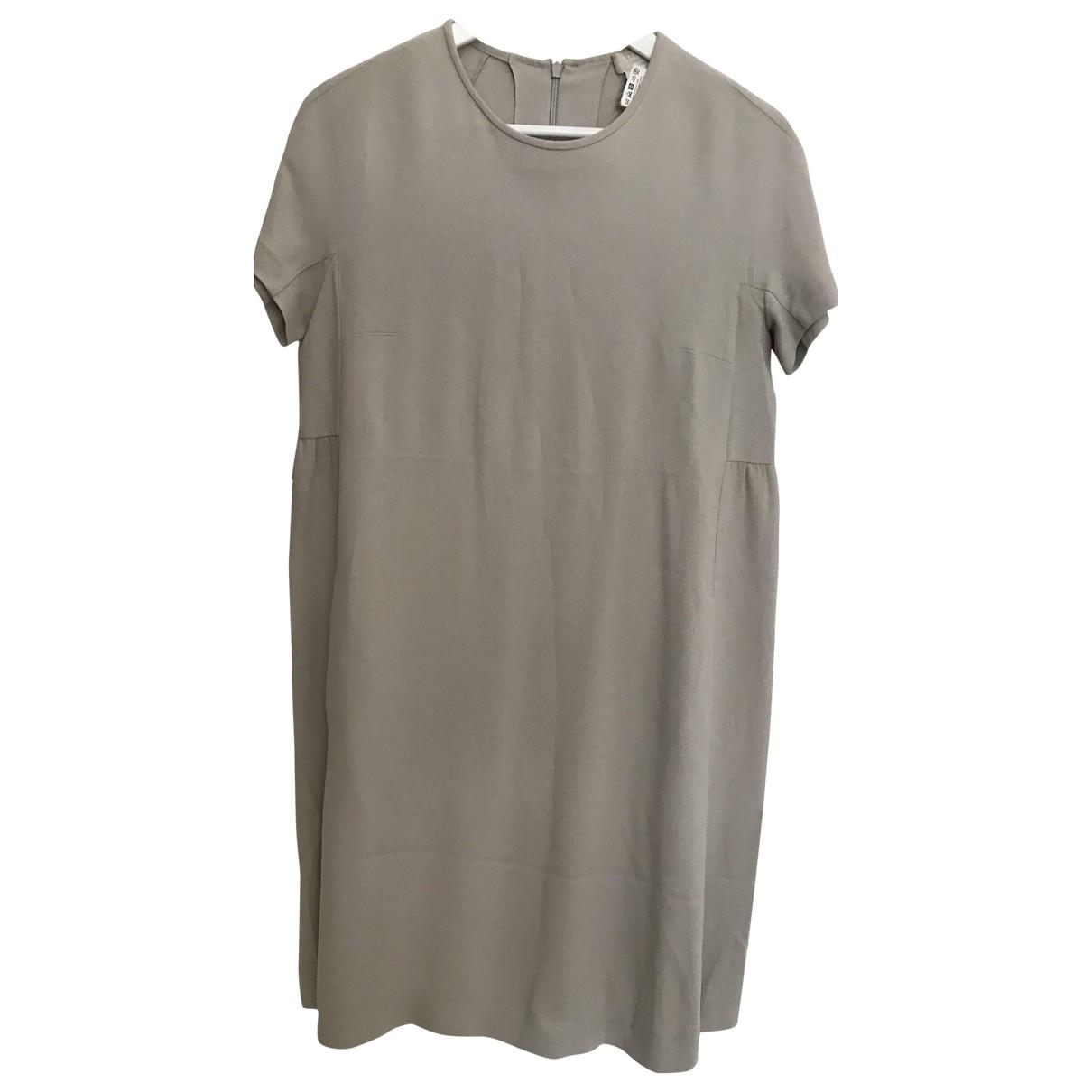 Max Mara 's \N Grey dress for Women 10 UK