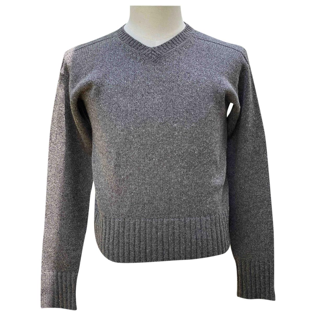 45rpm \N Grey Wool Knitwear & Sweatshirts for Men M International