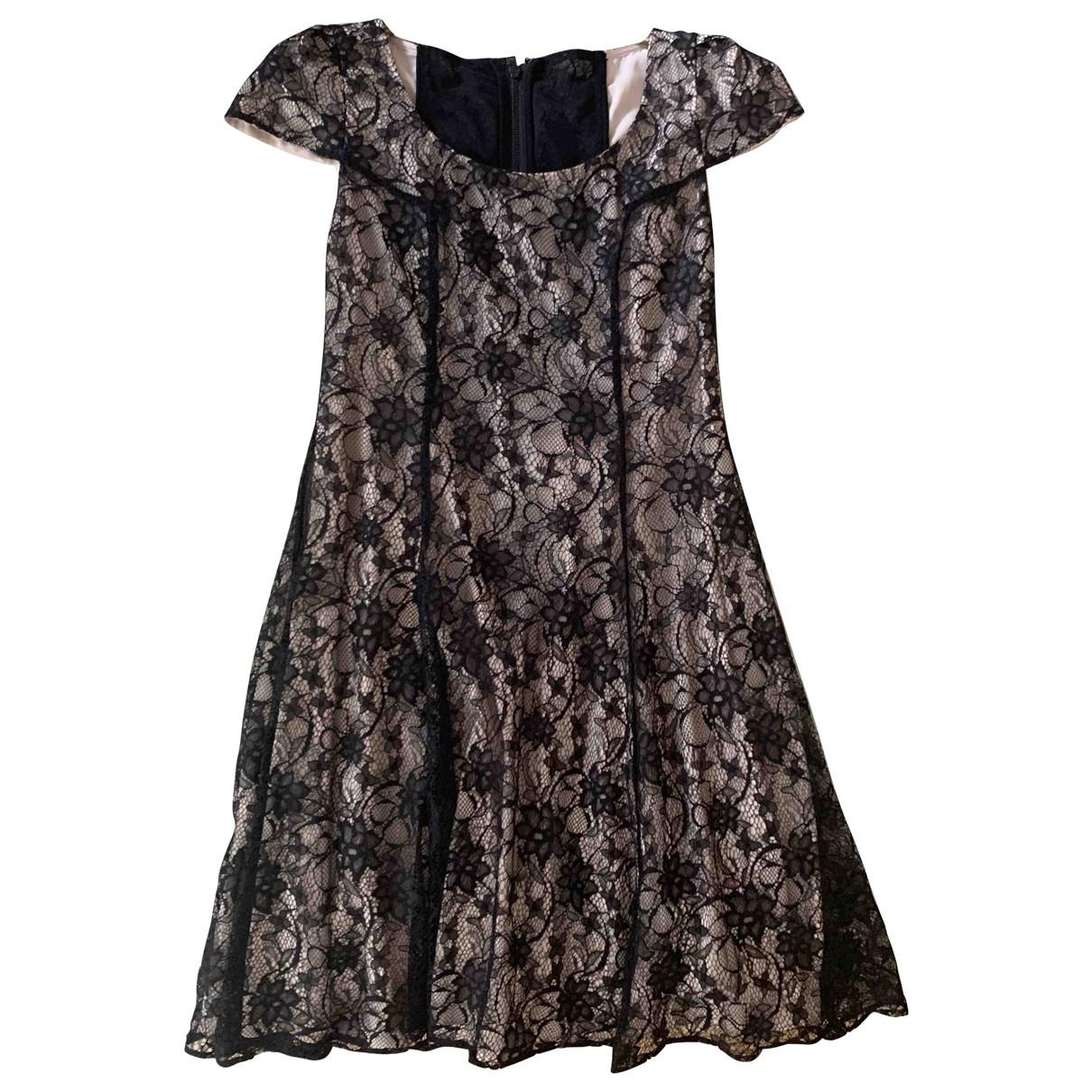 Alice & Olivia \N Black Lace dress for Women 2 US