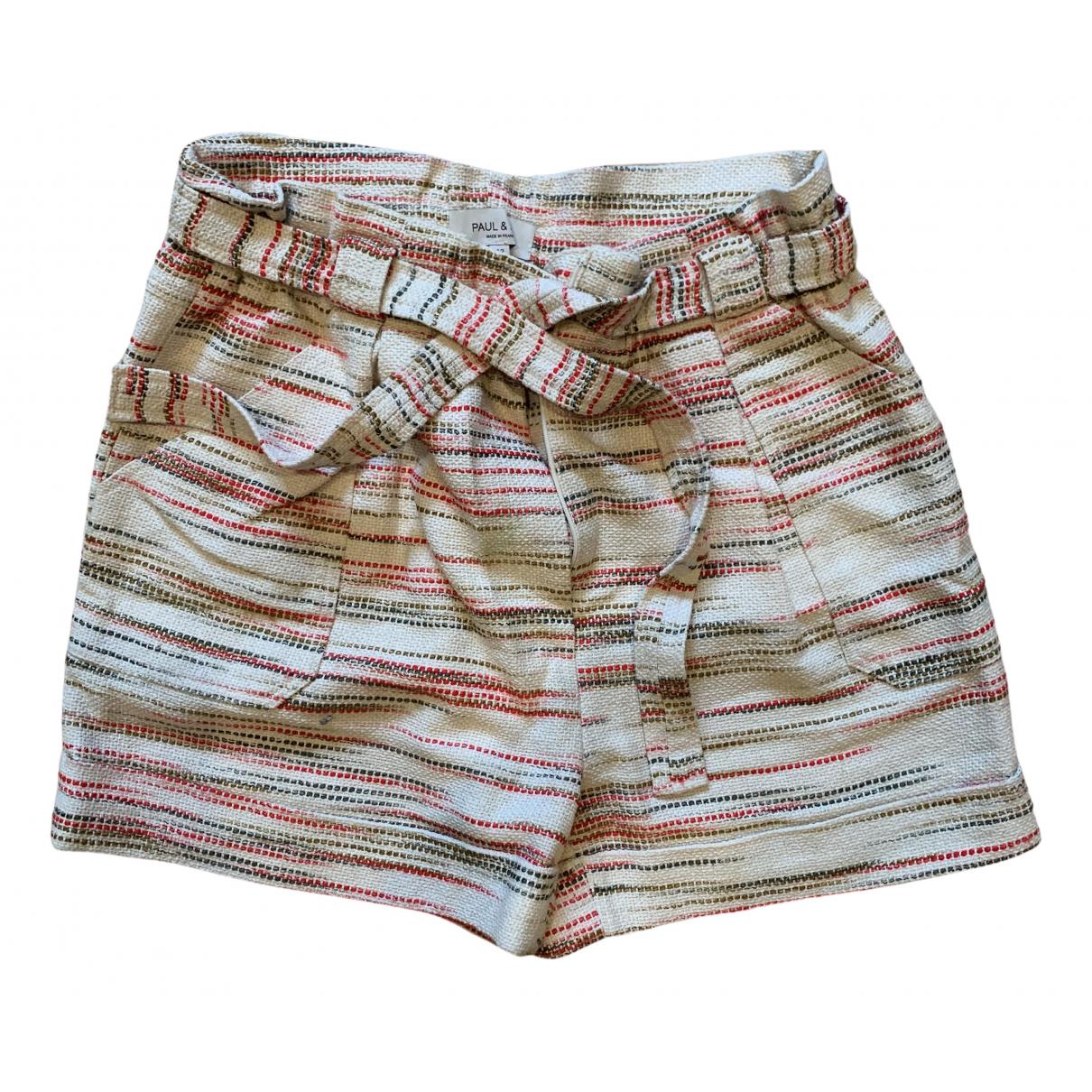 Paul & Joe \N Shorts in  Bunt Baumwolle