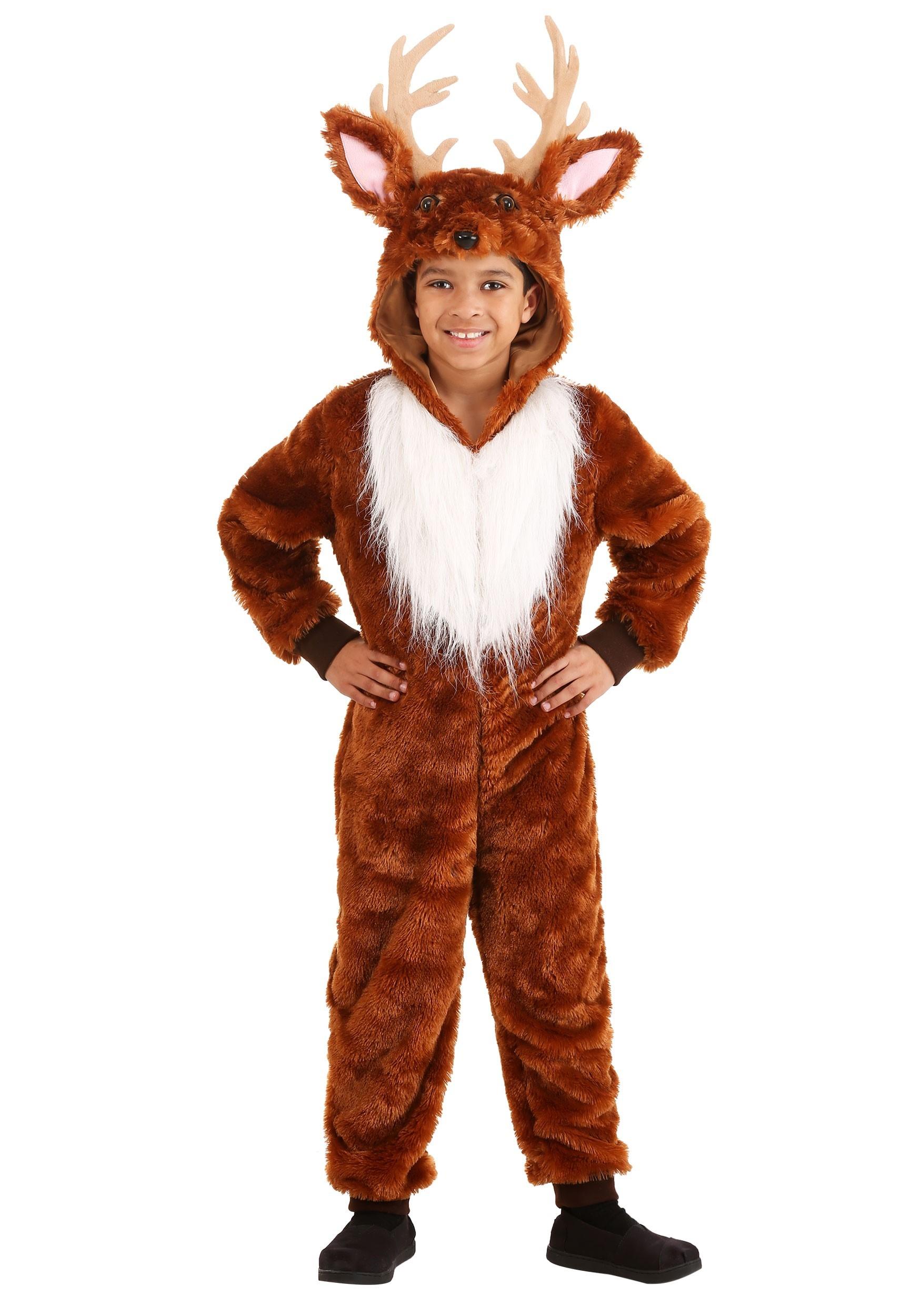 Dashing Deer Costume for Kids