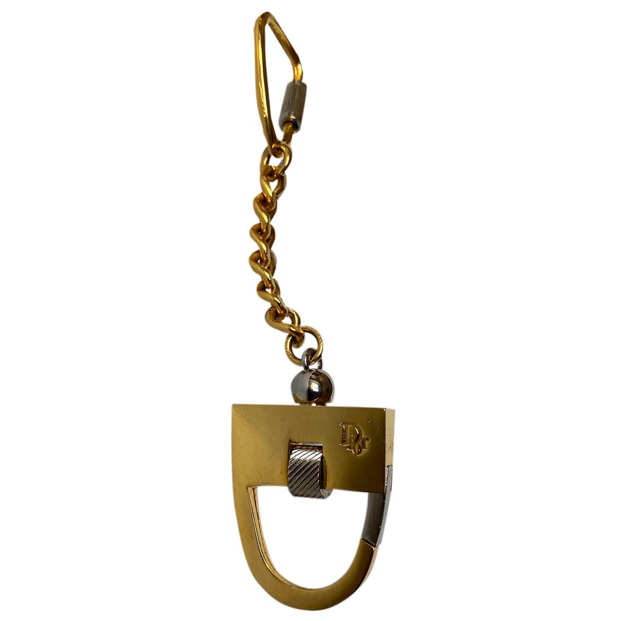 Dior - Bijoux   pour homme en acier - dore