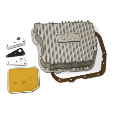 B&M Transmission Oil Pan - 10280
