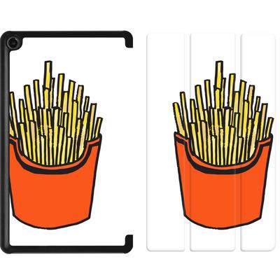 Amazon Fire 7 (2017) Tablet Smart Case - Fries von caseable Designs