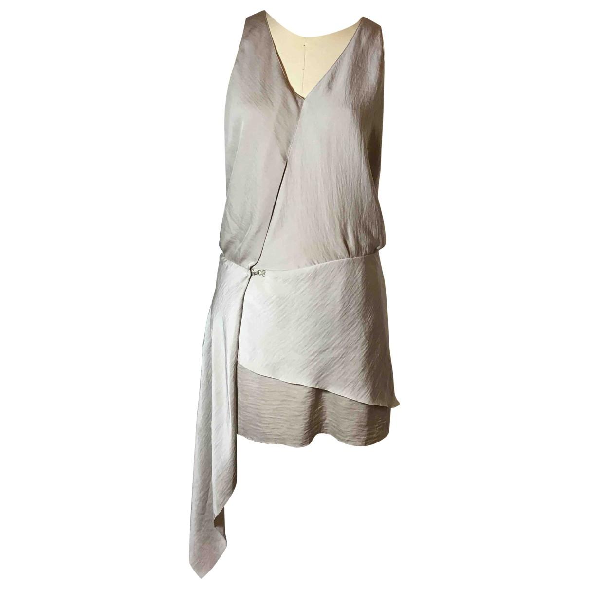 Acne Studios - Robe   pour femme - beige