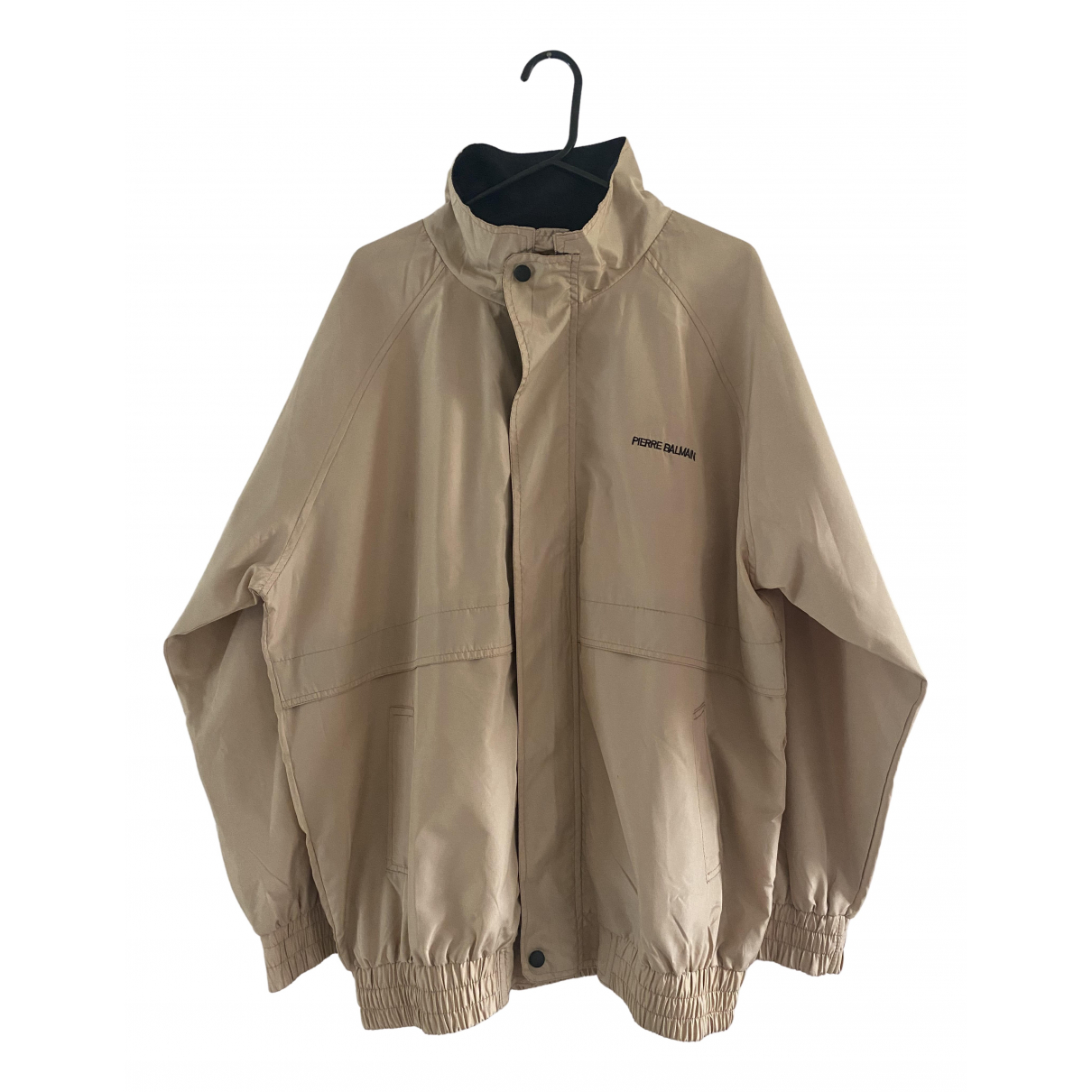 Pierre Balmain \N Beige jacket  for Men XL International