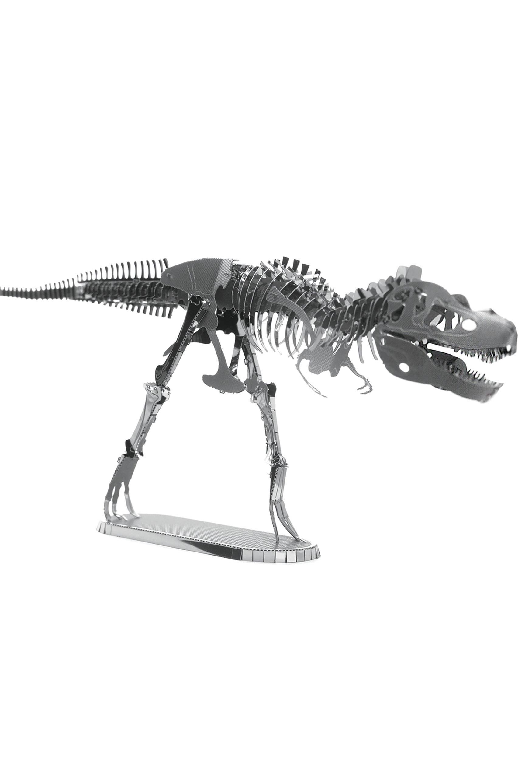 Tyrannosaurus Rex Metal Earth Model Kit