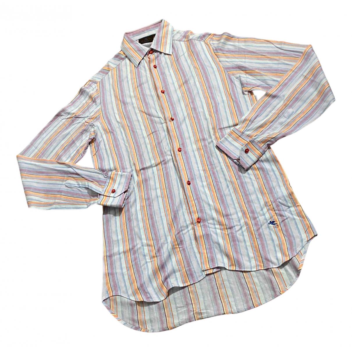 Etro - Chemises   pour homme en coton