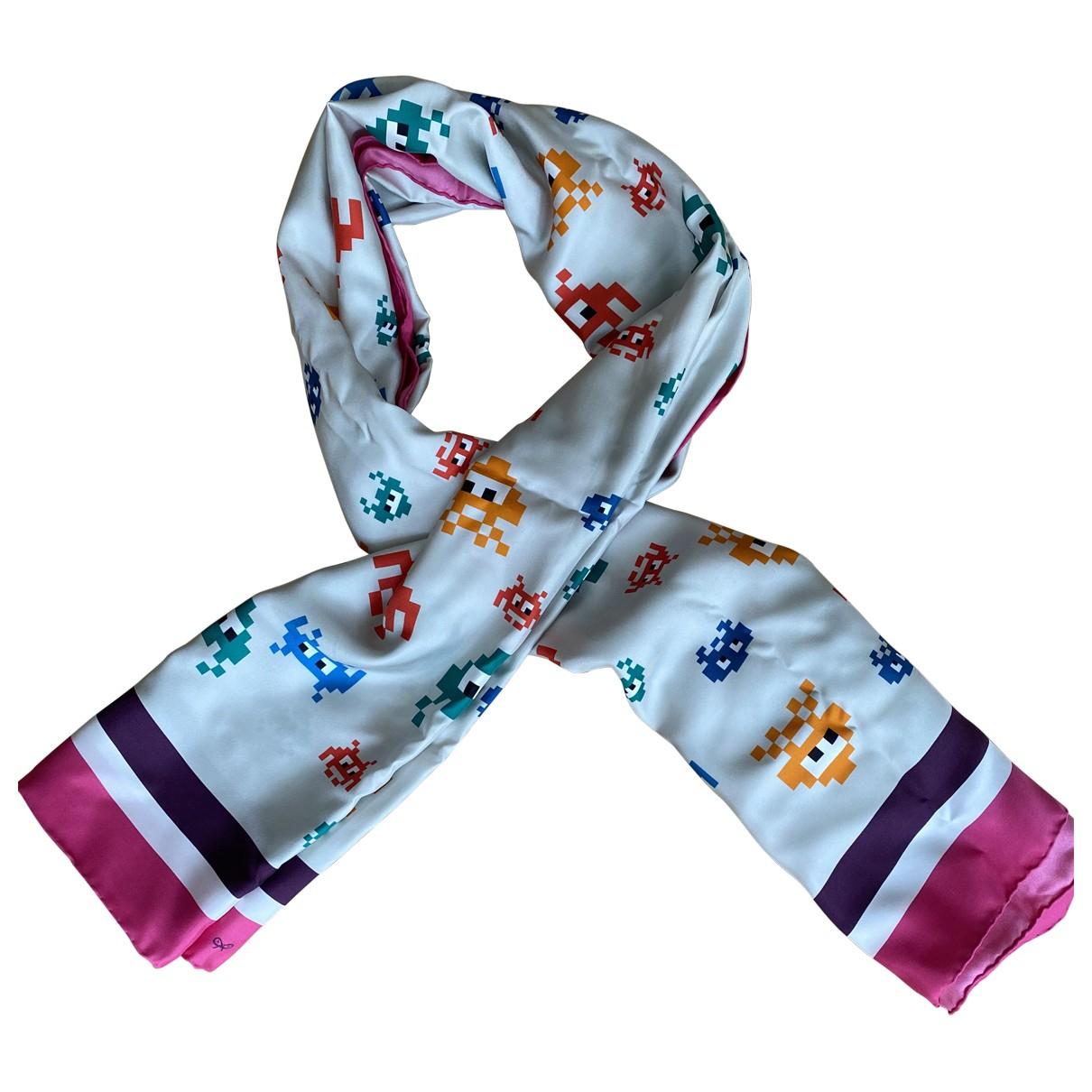 Anya Hindmarch \N Silk scarf for Women \N