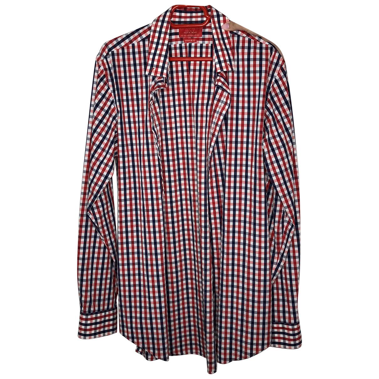 Zara - Chemises   pour homme en coton