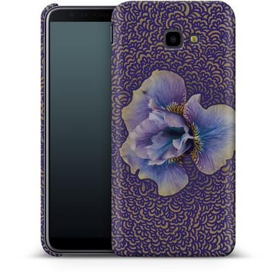 Samsung Galaxy J4 Plus Smartphone Huelle - Iris Drawing Meditation von Kaitlyn Parker