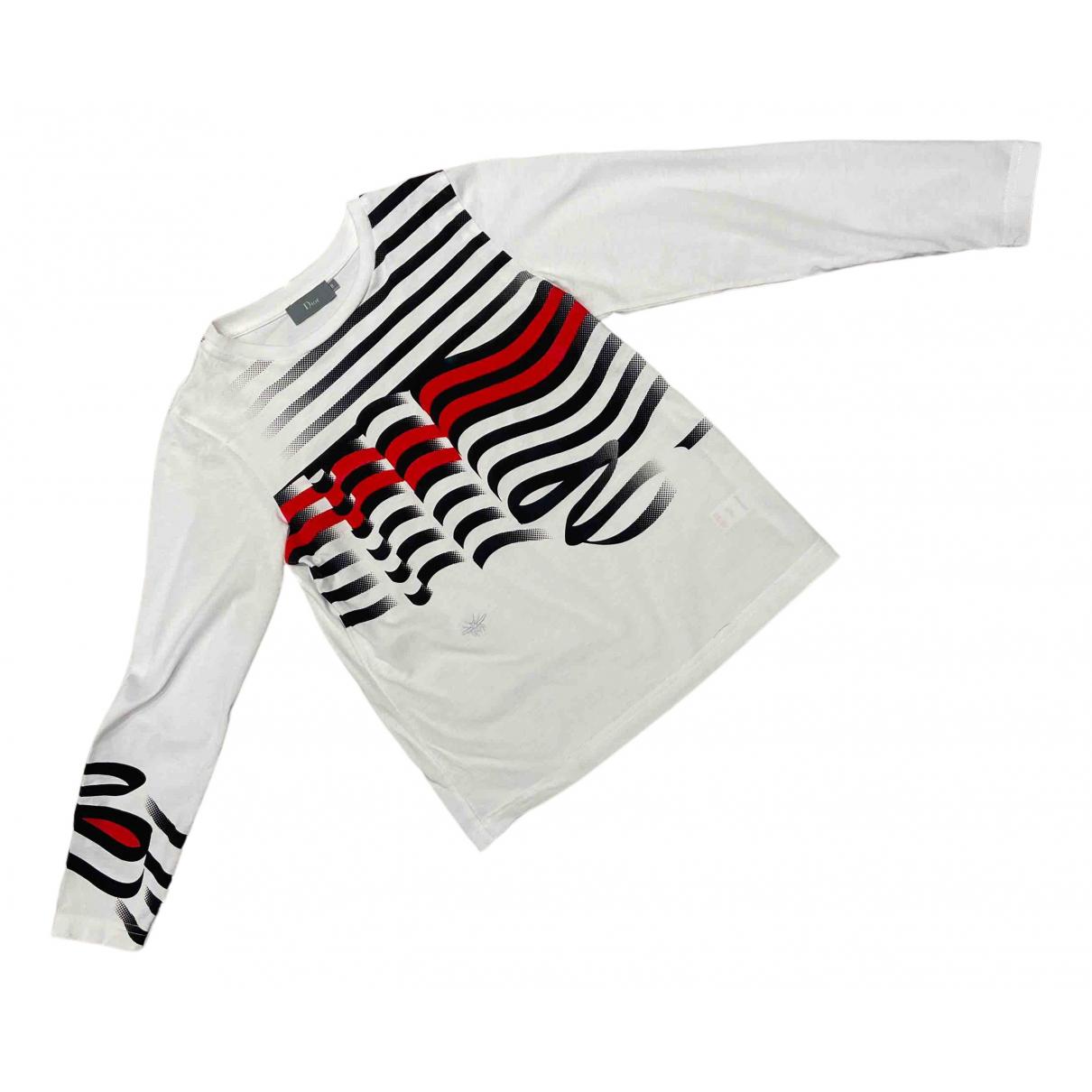 Dior - Top   pour enfant en coton - multicolore