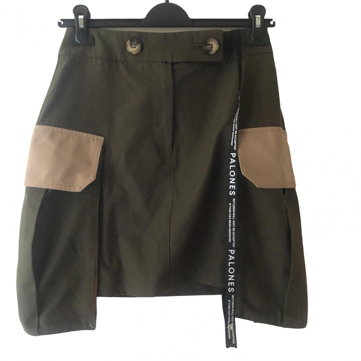 Non Signé / Unsigned \N Green skirt for Women 8 UK