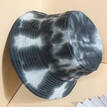 Maenner Fischerhut mit Batik Muster