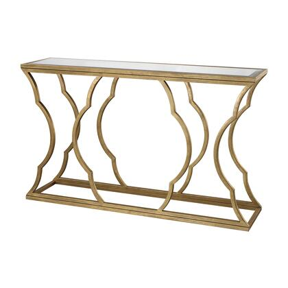 114-116 Metal Cloud Console  In Antique Gold
