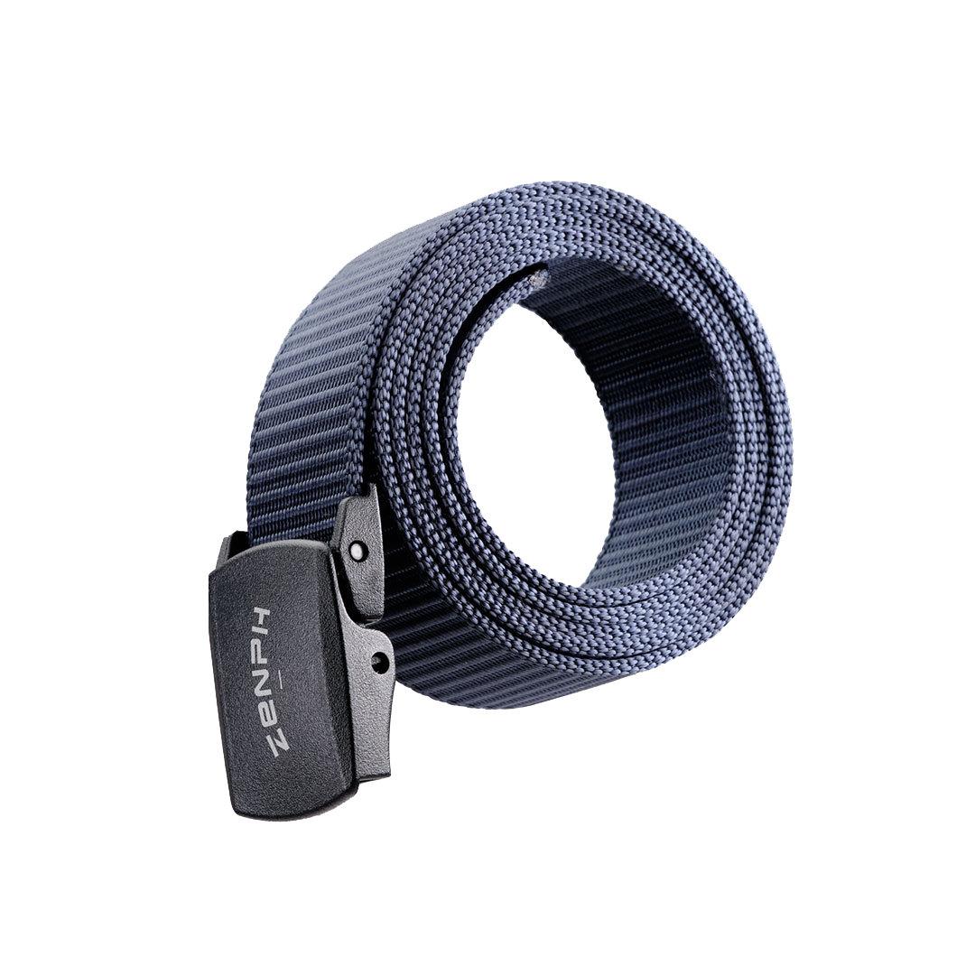 XIAOMI ZENPH 125cm Nylon Waist Belt Punch Free Nonmetallic Buckle Military Tactical Belt