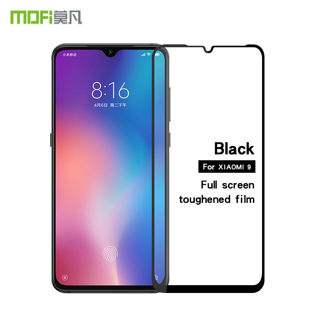 MOFI 9H Diamond Anti-explosion Full Cover Tempered Glass Screen Protector for Xiaomi Mi9 Mi 9 / Xiaomi Mi9 Mi 9 Transpar