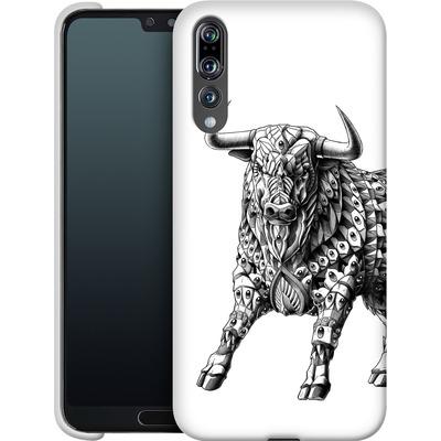 Huawei P20 Pro Smartphone Huelle - Raging Bull von BIOWORKZ