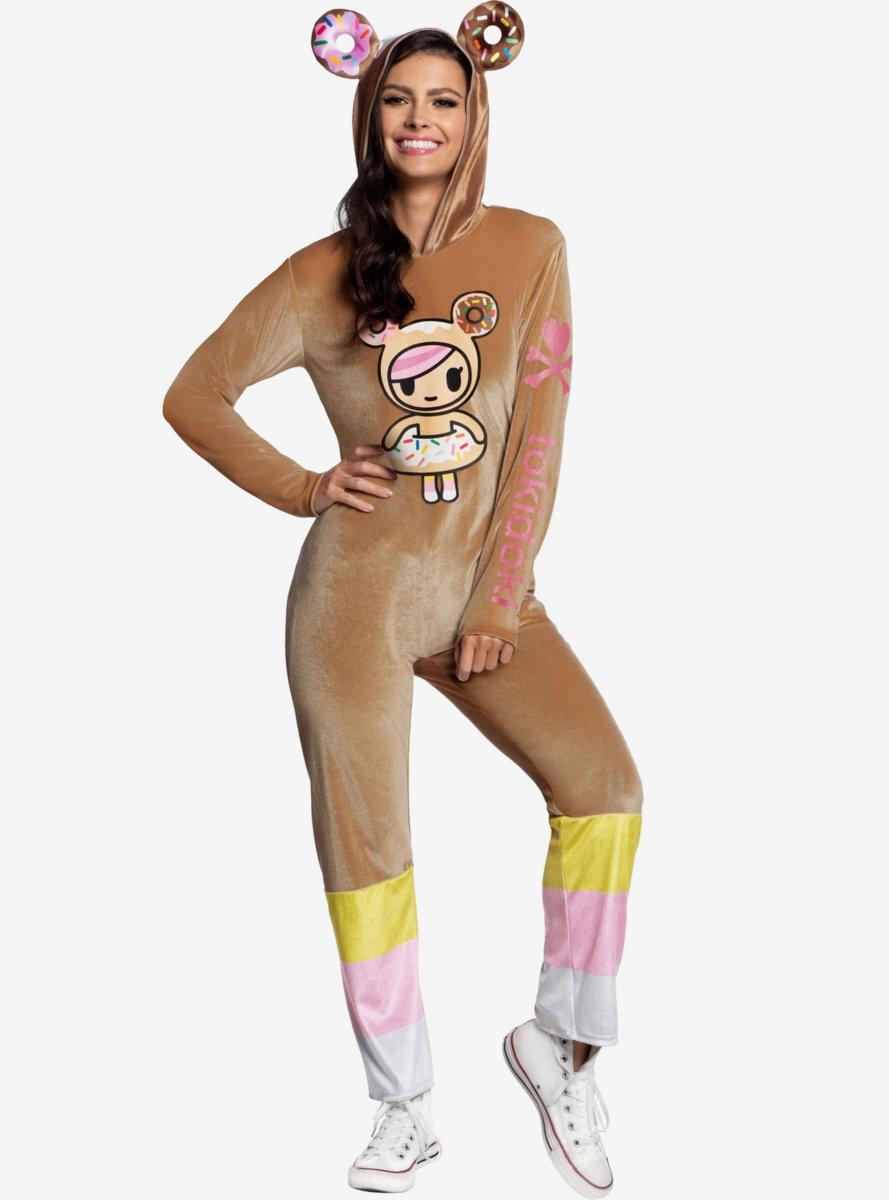 Tokidoki Donutella Jumpsuit Costume