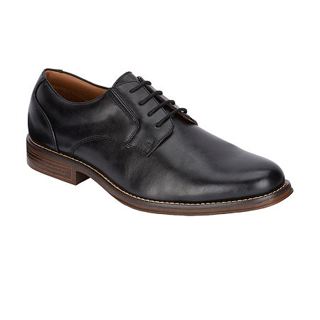 Dockers Mens Fairway Oxford Shoes, 10 1/2 Medium, Black