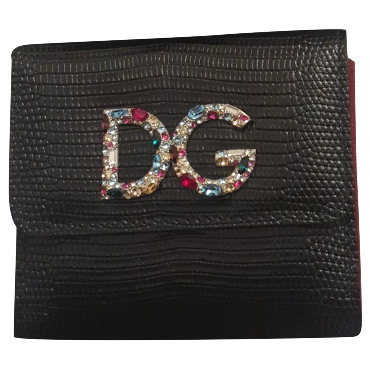 Dolce & Gabbana N Black Leather Purses, wallet & cases for Women N