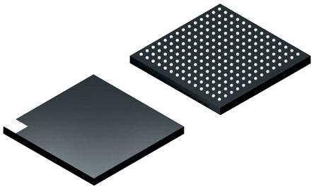 Infineon XMC4800E196K2048AAXQMA1, 32bit ARM Cortex M4 Microcontroller, XMC4000, 144MHz, 2.048 MB Flash, 196-Pin LFBGA