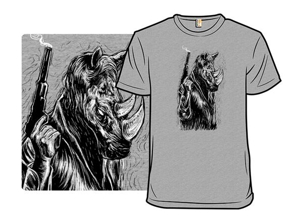 Assasinoceros T Shirt