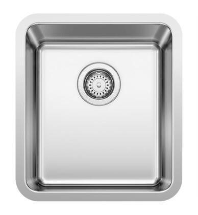 Formera 442767 Undermount Bar Sink Bowl  in Stainless