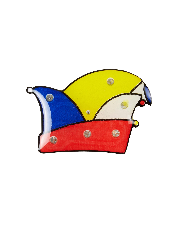 Kostuemzubehor Blinky Mainzer Narrenkappe Farbe: rot/gelb/weiss/blau