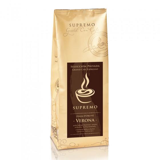 """Kaffeebohnen Supremo Kaffeerosterei """"VERONA"""", 250 g"""