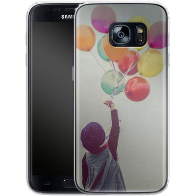 Samsung Galaxy S7 Silikon Handyhuelle - Nubis von Marie-Luise Schmidt