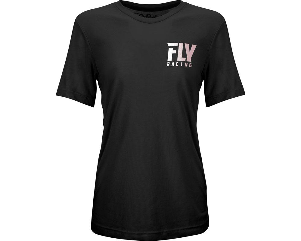 Fly Racing 356-0440X Women's Boyfriend Tee