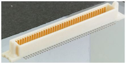 Hirose , FX6, 40 Way, 2 Row, Straight PCB Header