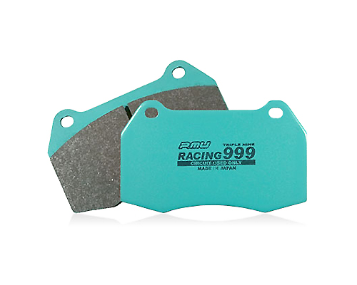 Project Mu P9F261 Racing 999 Front Brake Pads Nissan R35 GT-R Brembo 09-20