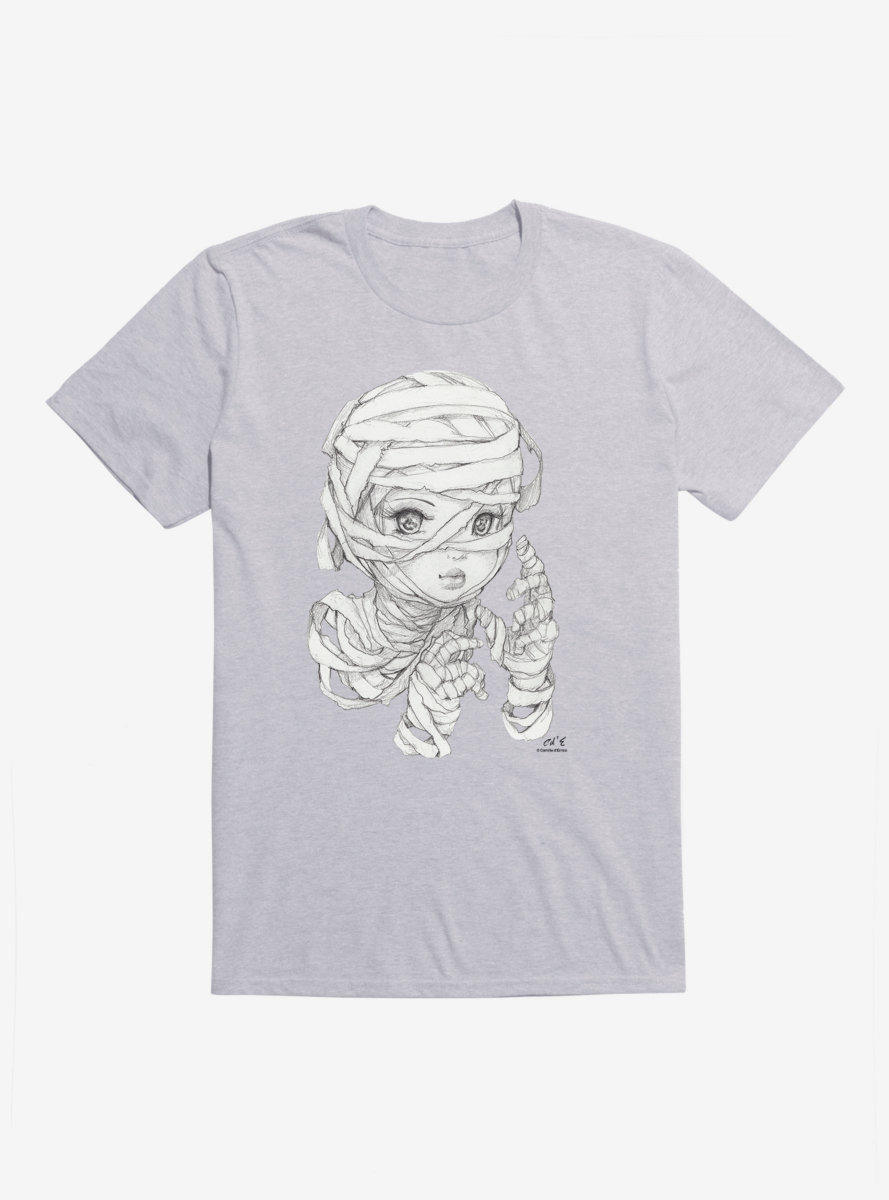 Camilla d'Errico Cleo Mummy T-Shirt
