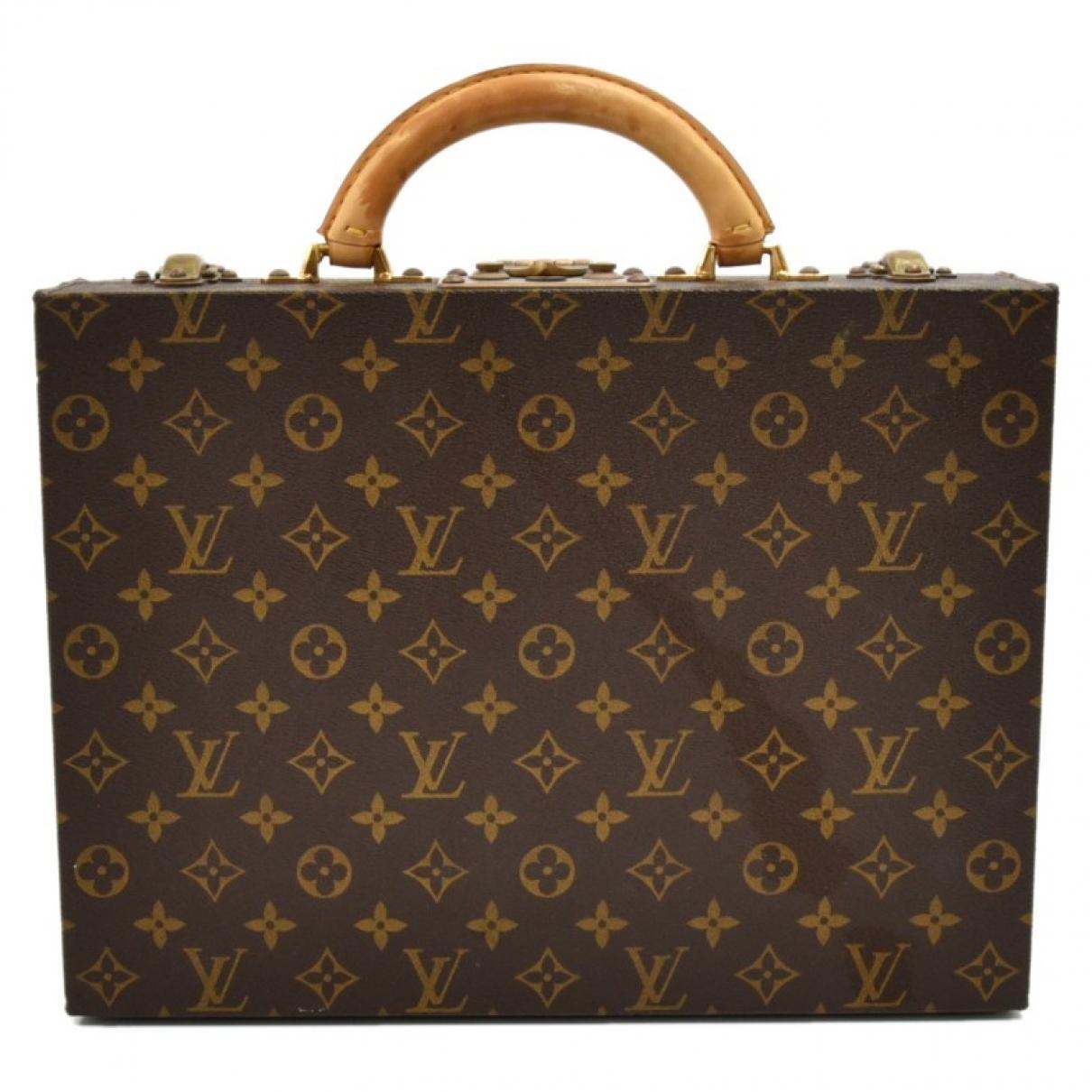 Louis Vuitton - Voyages   pour lifestyle - marron