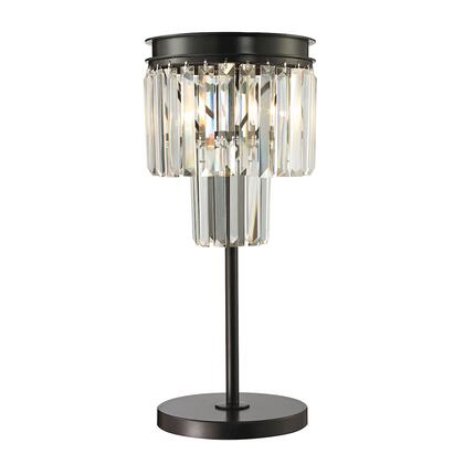 14210/1 Palacial Collection Table Lamp  In Oil Rubbed