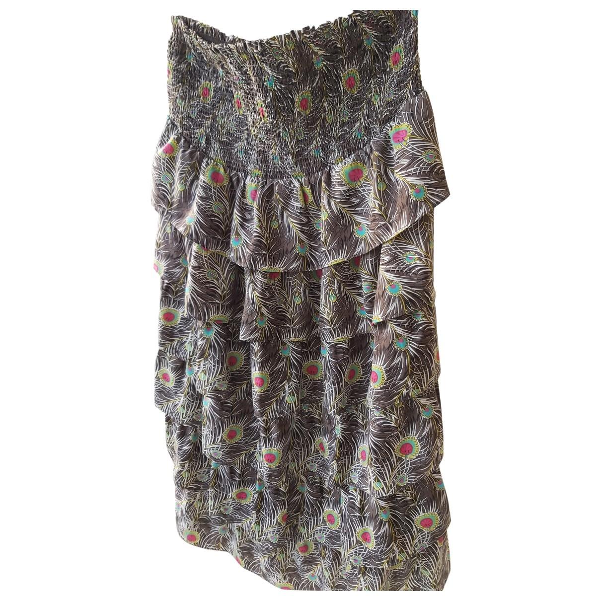 Liberty Of London \N Multicolour Cotton skirt for Women 40 FR